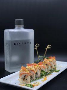 Gin arte e sushi
