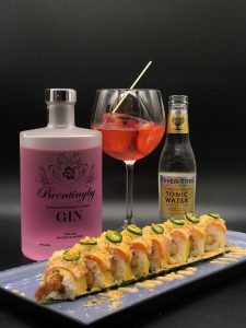 Sushi e Gin Tonic