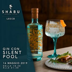 Evento Gin Silent Pool